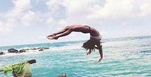 Ladies jump