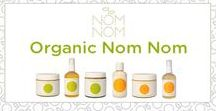 Organic Nom Nom / A board for all things organic and sustainable living.