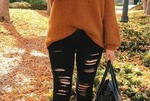 Fall Fashion / Fall fashion trends, accessories, boots, outfits, hats, fall jackets and more.