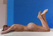 Figurative Painters / paintings, realism, art, figure