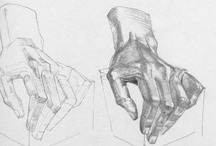 Anatomy of the Hands and Feet for artists