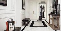 Flooring Inspiration / Stone flooring that inspires us.