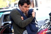 Famosos y #Ergobaby / Las mochilas Ergobaby son las preferidas de los actores y famosos internacionales, sobre todo los americanos. Aquí una pequeña muestra :-)
