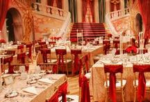 Corporate Events  / From intimate lunch parties to formal dinners for 700 VIPs, The Red Olive Catering Company can provide for all your company's needs. Here's a few ideas that have got the necessary wow factor for your guests...