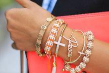 Bracelets / My favorite diy bracelets.
