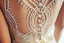 Glamorous Wedding Ideas / We love a bit of glitz and glamour at The Red Olive Catering Company and here are some events that have glittered to the max...