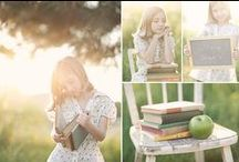 [back to school photo ideas] / by Kicksend