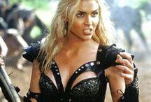 C: Amora the Enchantress / Marvel's Enchantress; sometimes ally of Loki, sometimes enemy of Thor. Lorelei's big sister.