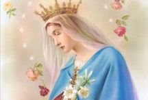 Mother Mary / Images of Mother Mary - Queen of Peace