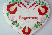 Kalocsai, magyar minta