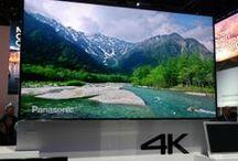 HD & 4K / HDTV 4K ecc..