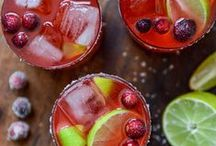 Drink Ideas / Pick a glass, choose a drink and let The Red Olive Catering Company serve it