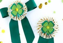 St. Patrick's Day / Our favorite treats and crafty ideas for St. Pat's Day.  / by Handmade Mood