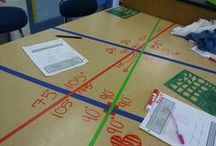 "Crazy school days...inspiration / or should I say ""Pinspiration"" / Instructional ideas and activities, as well as strategies (RECIPROCAL TEACHING !),  and samples of using interactive journals for multiple subjects (Refer to Interactive Journals/Notebooks board for specifics). Bulletin boards to highlight your students' work are included. (Not forgetting CCSS And PARRC Assessments.) / by Pat Hastings"
