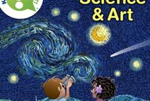 The ART & SCIENCE of teaching the arts... / Various ideas and motivations to teach the arts and science! / by Pat Hastings