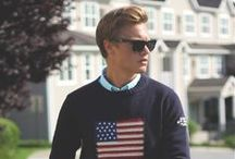 Style ideas / mens style, preppy