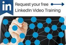 ~ LinkedIn Lead Generation / Learn how to use LinkedIn to build your social network and generate sales leads.