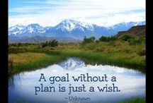 ~ Goal Setting
