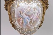 Meissen French ,Berlin,Germany Porcelain / Vase,Figurines, and more... / by Tomorrows Hope