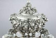 Silver & Other Metal Objects / Silver, gold, brass, copper
