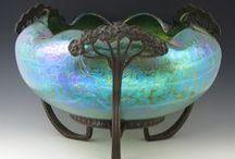 Glass Art Through the Centuries / Glass as a medium for art