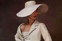 Exquisite Women's and Men's Fashions / Dresses, shoes, purses, hair ornements