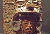 Ancient Treasures from the Americas / Ancient art and artifacts from the Americas / by Joza Cohen
