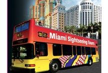 Miami Tours / Here are our select tours for Miami and Miami Beach