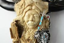 Jewelry by the First Nations of North America / Jewelry