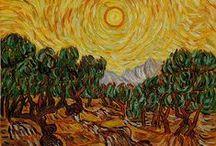 Vincent van Gogh / The art of Vincent van Gogh