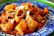 Creamy & Meaty Pastas / One-pot and other enjoyable pastas | Atlanta Blogger | Style and Living Profile