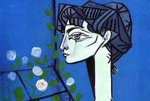 Pablo Picasso - Art I Love / The art of Pablo Picasso
