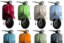 Vespa - Piaggio & Co, SpA / Vespas, Vespas and Vespas ....