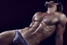manly sexy man by stefan poison end friends / the beauty of man in all its facets
