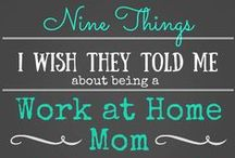 Work at Home Moms: Family & Home Tips / GROUP BOARD: Ideas and help for keeping family a priority when you work from home, managing home responsibilities, and spending quality time with your kids. To be added, email hi@vamomsnetwork.com with: Name, Pinterest URL, Website, and short sentence of how you relate to this topic. Rules: No spam! Stay on topic to the mom/family aspect of working from home. Keep things classy, helpful, and positive. NO foul language. Max of 5 total pins/day. Repin at least 1 other's pin for each item you add.