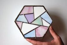 Laurus Art / Unique Handcrafted Designer - Stained & Mosaic Glass Gifts - LaurusArt.etsy.com