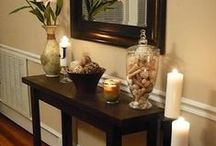 For the Home Decor Challenged / GROUP BOARD: Ideas for making a house more homey, using what I've got on hand to decorate, collecting ideas for looks I could actually put together. Find support for busy work at home moms, www.VAMomsNetwork.com