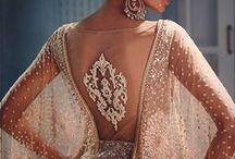 Indian style wedding