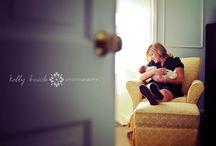 Newborn Portrait Photography / Newborn & Parents Lifestyle Portraits