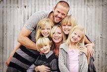 Family Lifestyle Portrait Photography / Location Family Portrait Photography