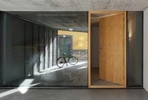 interior .:. GLASS DOOR