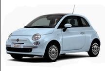 Fiat 500 / #fiat #500 #fiat500 #blue #chacha