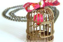 DIY | Bijoux / #bijou #home #made #homemade #crea #jewels #diy