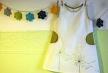 Sewing - strumenti tecniche e ispirazioni / by mimmablu