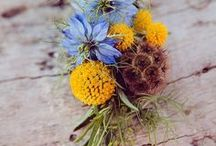 Wedding Bouquets and Boutonnieres / Be inspired by the variety of bouquet arrangements that we can create for your wedding!
