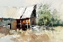 Watercolor / by Anne Lahr