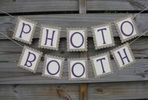 Photo Booth Signs / Letreros