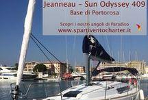 Kronos - Sun Odyssey 409 / Barca a vela - Monohull del 2014 - Cantiere Jeanneau. Lunghezza: 12.34 - Posti letto: 8 Cabine: 3 - Wc: 2