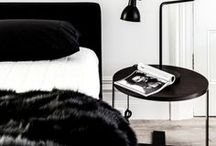 | BEDROOM | / bed / decor / closet / interior