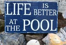 Pool Décor and Designs / Décor and relaxation products for pool owners